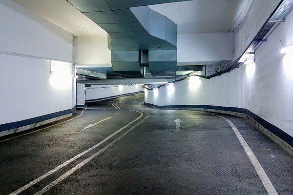 parkeergarage